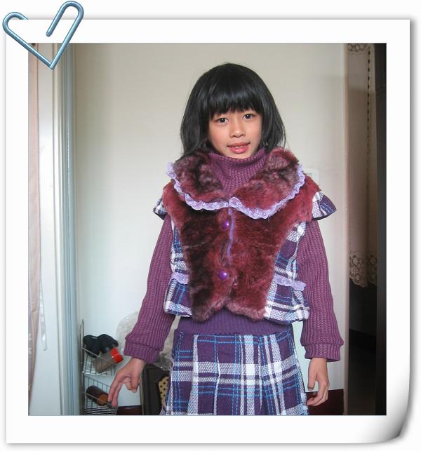 2009旻芸穿新衣